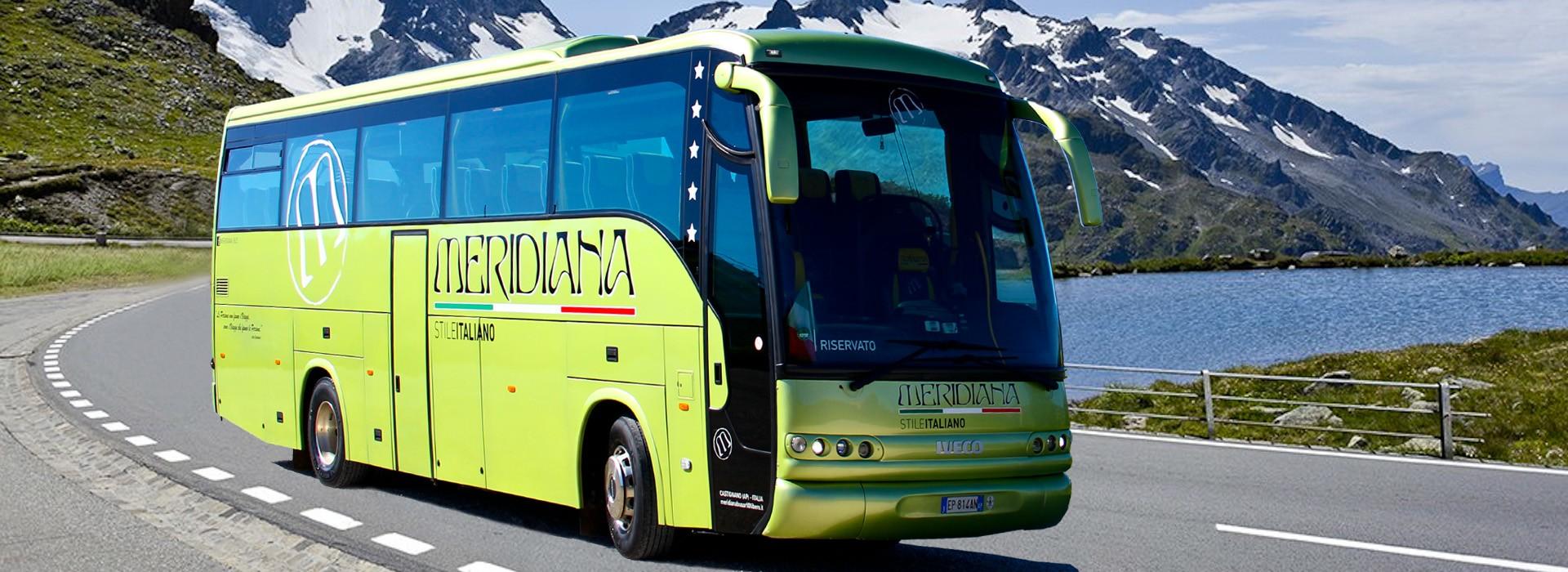 Trasfer privati e tour in autobus