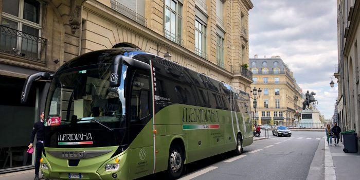Magelys Iveco Meridiana Bus