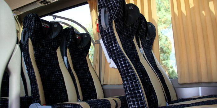 Noleggio Bus Meridiana