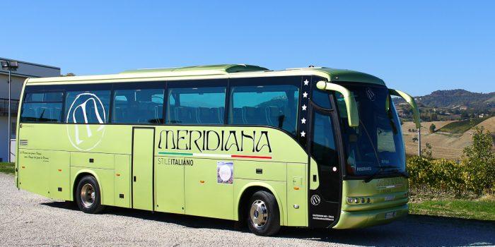 MERIDIANA BUS FLOTTA