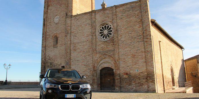 meridiana - BMW - noleggio