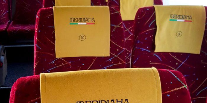 meridiana bus MINIBUS flotta12X