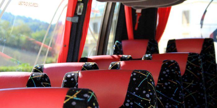 meridiana bus flotta MINIBUS g 11