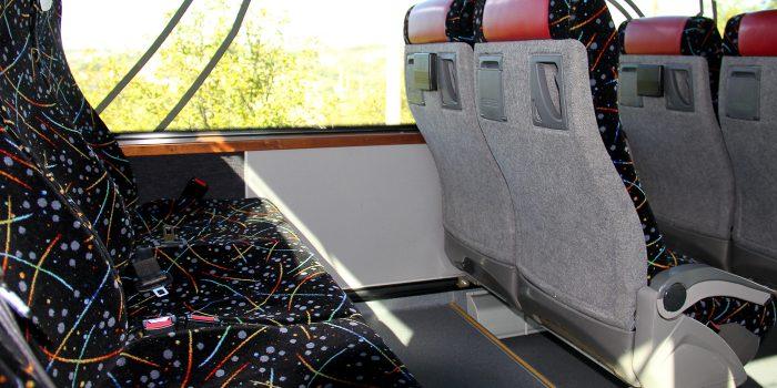 meridiana bus flotta MINIBUS g 16