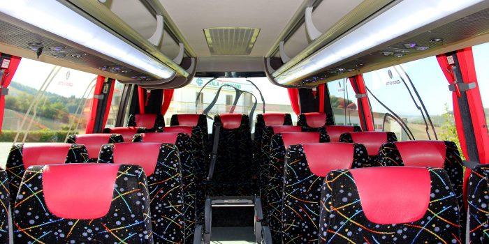 meridiana bus flotta MINIBUS g 19