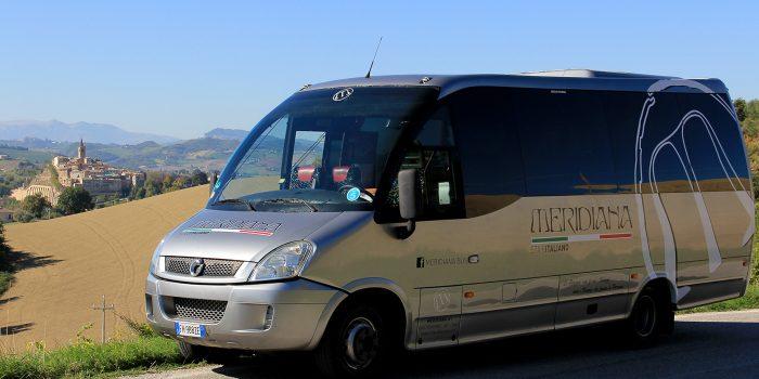 meridiana bus flotta MINIBUS g 21