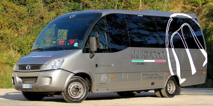 meridiana bus flotta MINIBUS g 22
