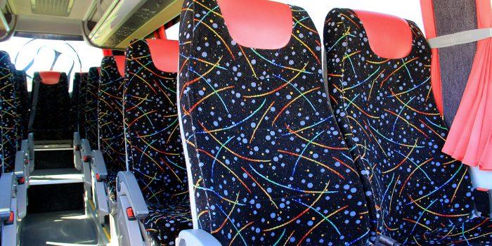 meridiana bus flotta MINIBUS g 9